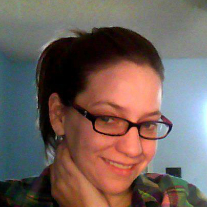 me and glasses