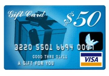 $50 Visa Giftcard Giveaway! #giveaway