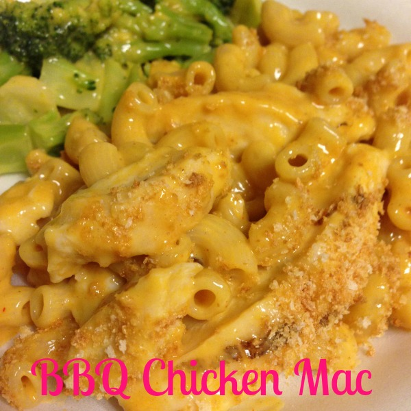 BBQ Chicken Mac Recipe