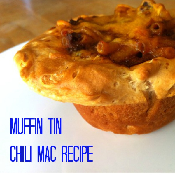 muffin tin chili mac recipe