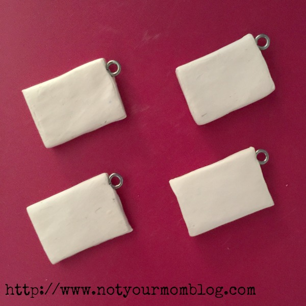 Book Charm Tutorial – #bookswag #swag #author #books #tutorial