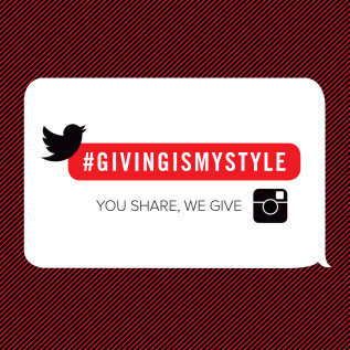 Paul Mitchell Launches the #GivingIsMyStyle Campaign
