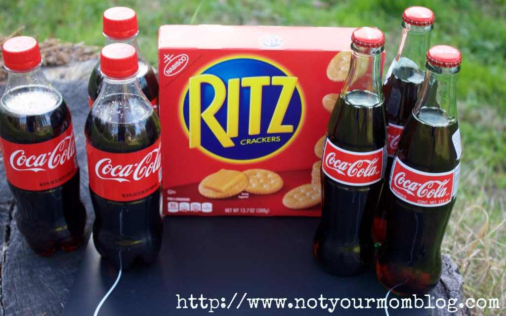 ritz and coca cola 5