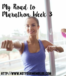 Couch to 5k Week 3 – I also implemented Krav Maga
