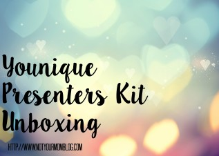 Younique Presenters Kit Unboxing #video #youtube #younique #makeup