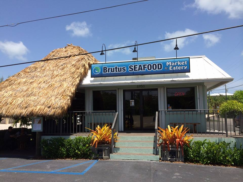 Brutus Seafood in the Florida Keys